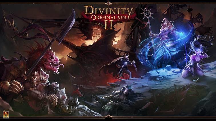 Écran partagé et support manette annoncés pour Divinity: Original Sin 2 !