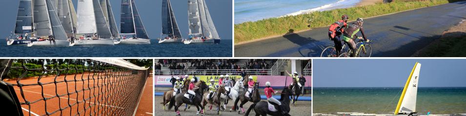 #Sport dans la #Manche : Les rendez-vous du mois d'Août à la rentrée !