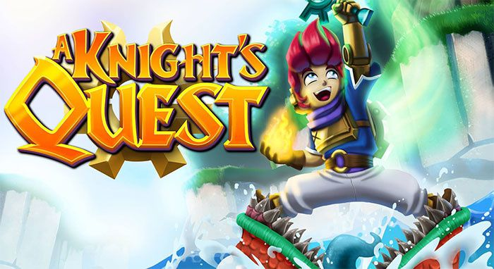 Curve Digital annonce A Knight's Quest !