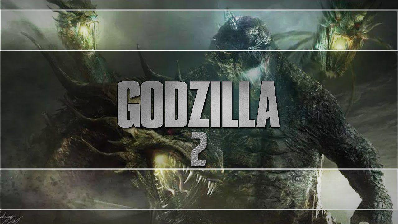 #Cinema : Détails et infos sur #Godzilla2 !!