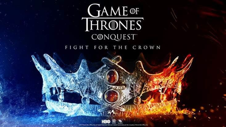 Warner Bros. Interactive Entertainment et #HBO Global Licensing annoncent Game of Thrones : Conquest