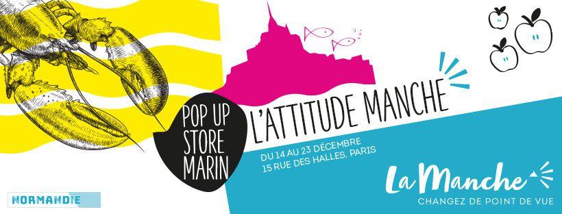 Pop-up Store marin #Paris - L'Attitude #Manche : le Bilan !