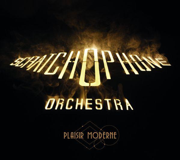 #Decouverte : The Scratchophone Orchestra, le clip de Mon Héroine // album Plaisir Moderne