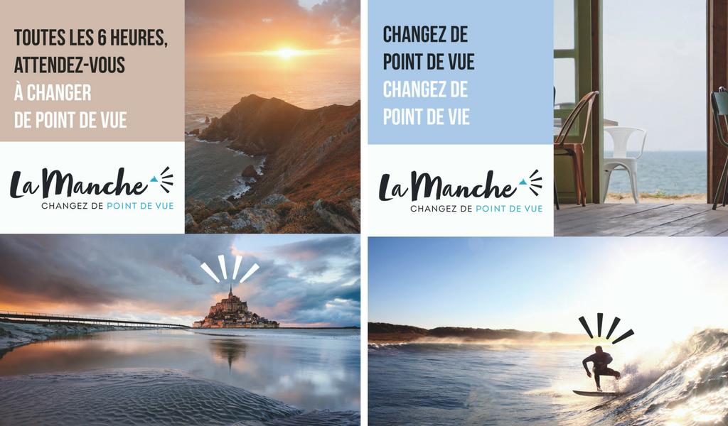 #Tourisme : La Manche au fil des saisons en 2018 !