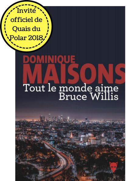 #Culture : TOUT LE MONDE AIME BRUCE WILLIS | Dominique Maisons !