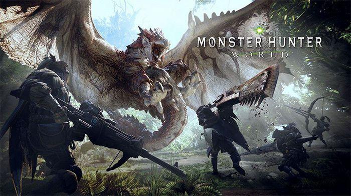 Capcom annonce un pack d'objets pour Monster Hunter World