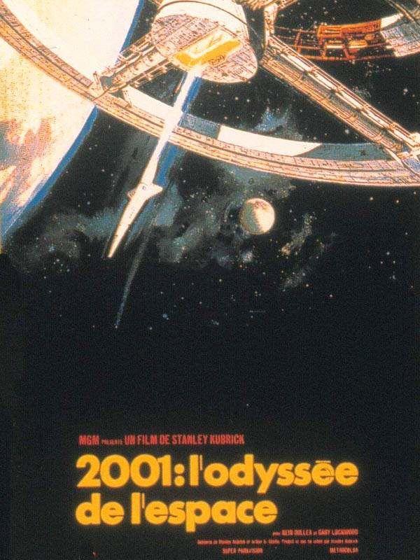 #Cinema - WARNER BROS.FÊTE LE 50È ANNIVERSAIRE DE 2001 : L'ODYSSÉE DE L'ESPACE À #CANNES