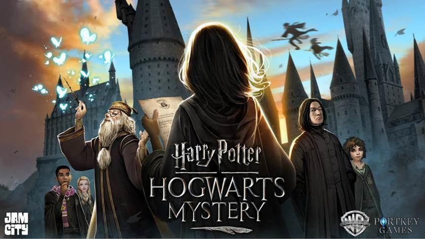 Harry Potter: Hogwarts Mystery (HARRY POTTER Secret à Poudlard) est désormais disponible sur l'App Store et sur Google Play