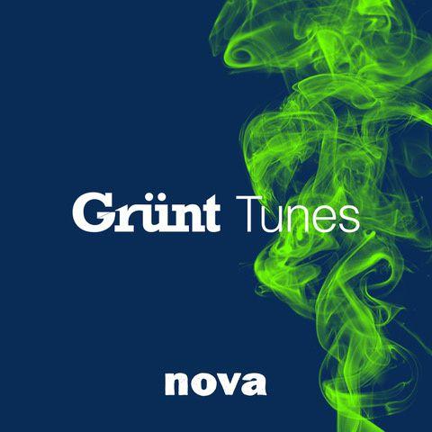 Grünt Tunes   Nova Records • Wagram - Présenté par Jean Morel, GRÜNT - magazine dédié au rap francophone - est diffusé tous les samedis sur Radio Nova, 18.30-19.00 • Production : Guillaume Girault.