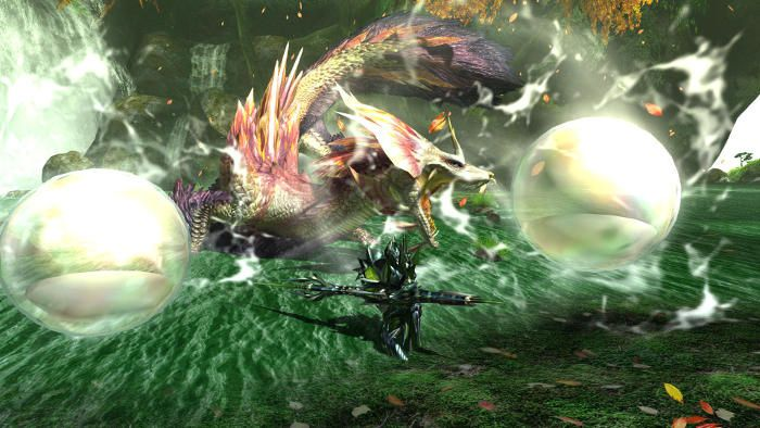 #Gaming - Monster Hunter Generations Ultimate arrive sur #Switch !