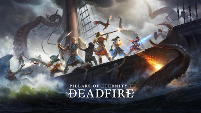 #Gaming - Pillars of Eternity II : Deadfire embrase le PC maintenant !