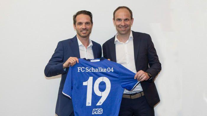 PES 2019 - #Konami annonce un partenariat officiel avec le FC Schalke 04 !