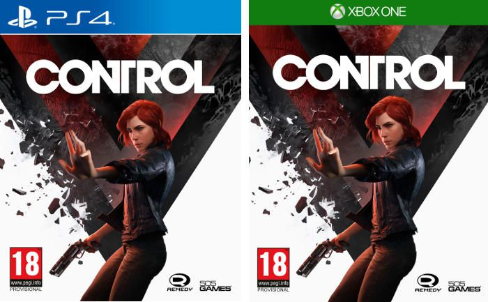 #Gaming - 505 Games et Remedy annoncent Control !