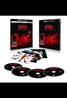 #Cinema - 2001 : L'ODYSSÉE DE L'ESPACE ARRIVE EN 4K HDR !