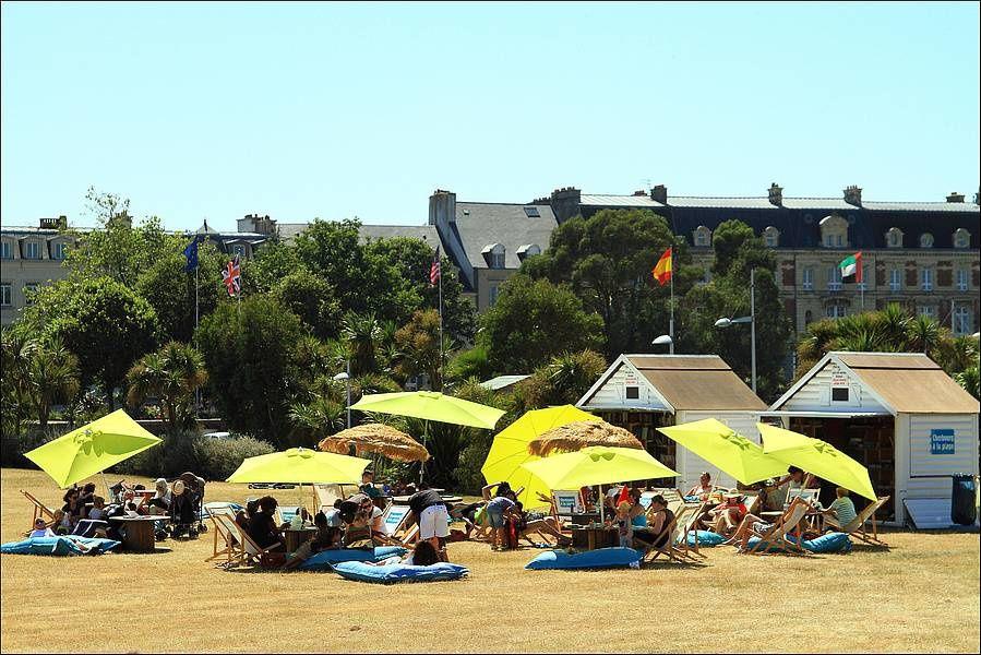 Opération #SOLEIL dans la cotentin - Cherbourg à la plage du 09 juillet au   24 août !!