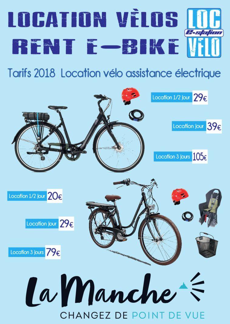 #Tourisme - Inédit dans la #Manche : une offre unifiée de location de vélos déployée !