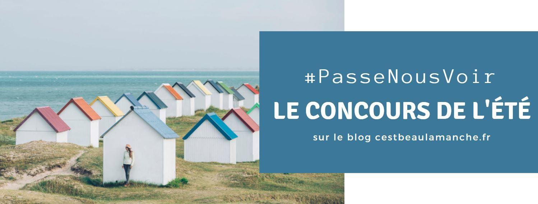 Concours video #LatitudeManche - quel est votre coin de paradis dans la Manche ? #PASSENOUSVOIR