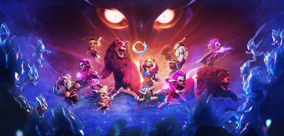 #Gaming - Legend of Solgard le nouveau jeu de #King sort aujourd'hui dans le monde entier !