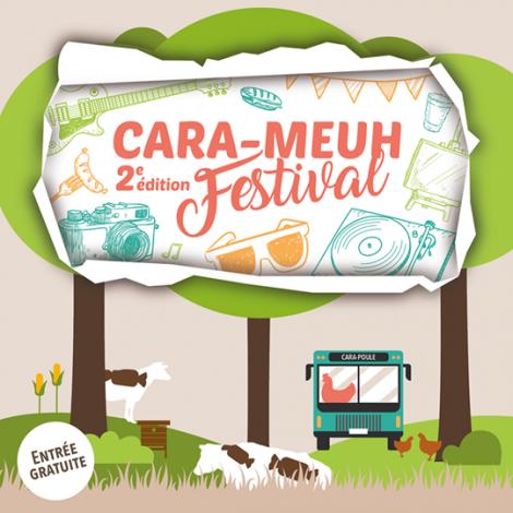 Cara-Meuh -  Festival en Baie du Mont Saint-Michel le 16 septembre !