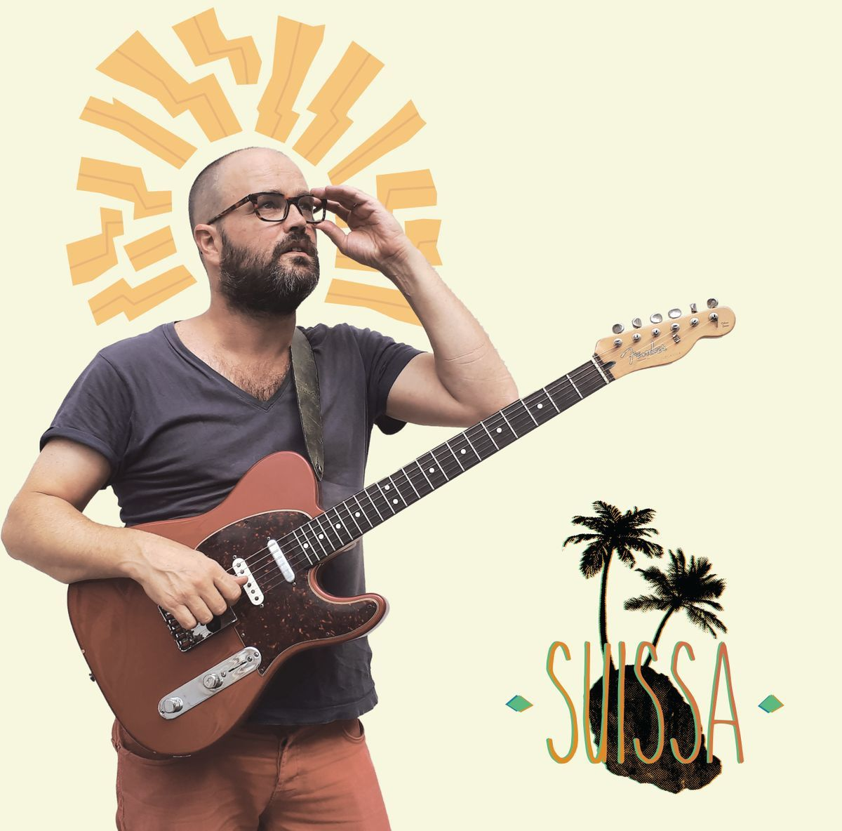 #Musique - #SUISSA - CONCERTS - NOUVEL ALBUM Animal savant !