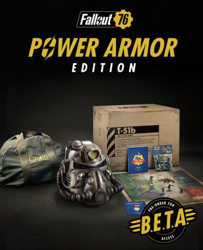 #Gaming - Bethesda révèle les dates de B.E.T.A. de Fallout 76