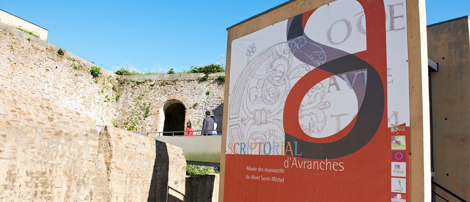 #Culture #Scriptorial - Musée d'art et d'histoire - Les vacances aux musées d' #Avranches !