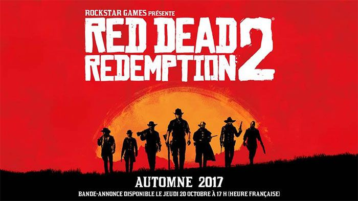 #Gaming #RDR2 - RED DEAD REDEMPTION 2 MAINTENANT DISPONIBLE !! #PS4 #XboxOneX