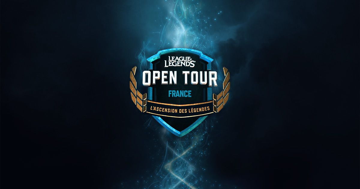 #Esport #LOL - L'Open Tour France de Riot Games s'offre une finale légendaire à Disneyland Paris !