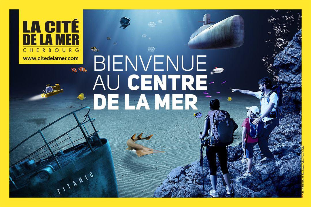 #Cherbourg - Travaux a la Cité de la mer ! Détails