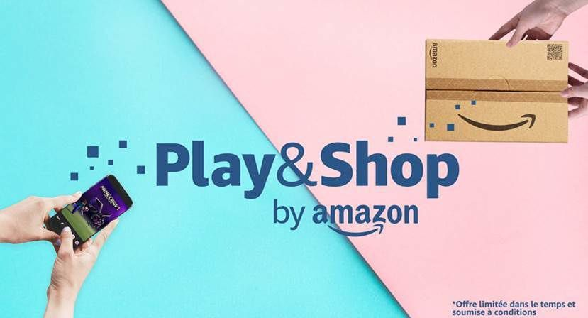 #Gaming - #BonPlan #Android - #Amazon lance l'offre Play&Shop sur l'Amazon Appstore !