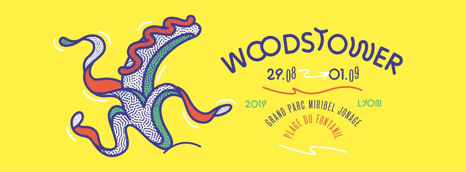 #Concert - #Musique - Festival #Woodstower les premiers noms dévoilés !