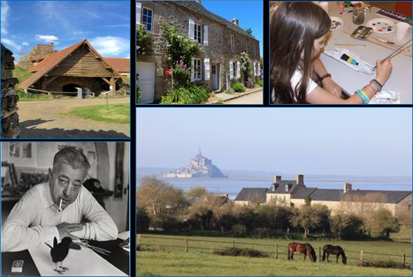 #Tourisme - #Manche - Vacances de printemps : retrouvez toutes les animations des sites et musées du Département !