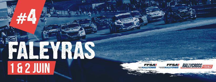 #Sport - Rallycross France : J-11 avant le Rallycross de Faleyras !