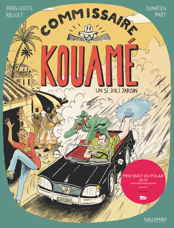 #Culture - #Livre - #Roman #BD #Film - PALMARÈS DU PRIX #SNCF DU POLAR 2019 ! Détails #PolarSNCF