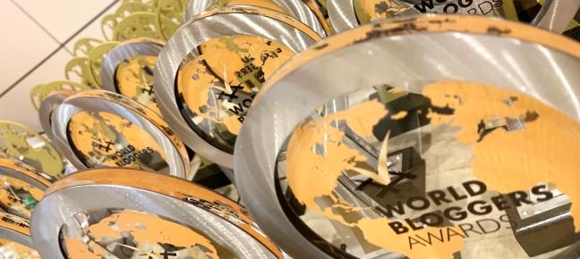 L'actu du net - Palmarès des WORLD BLOGGERS AWARDS 2019 !