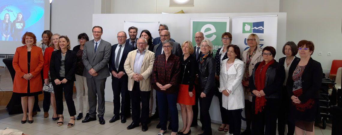 E-collèges Calvados : les 14 lauréats du premier appel à projets