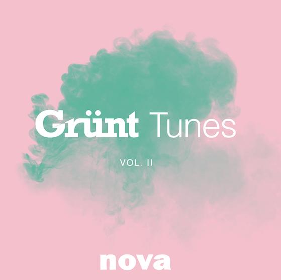 GRÜNT TUNES vol. II le futur du rap francophone sélectionné et compilé par #Nova - 20 titres disponibles tout de suite EN STREAMING et TÉLÉCHARGEMENT