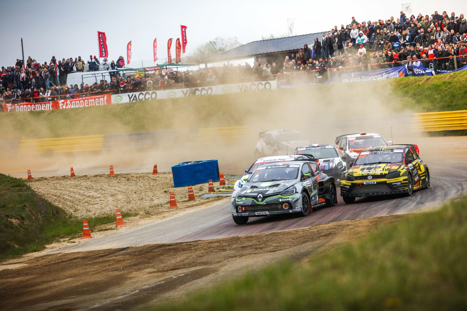 Crédits (c) Rallycross France