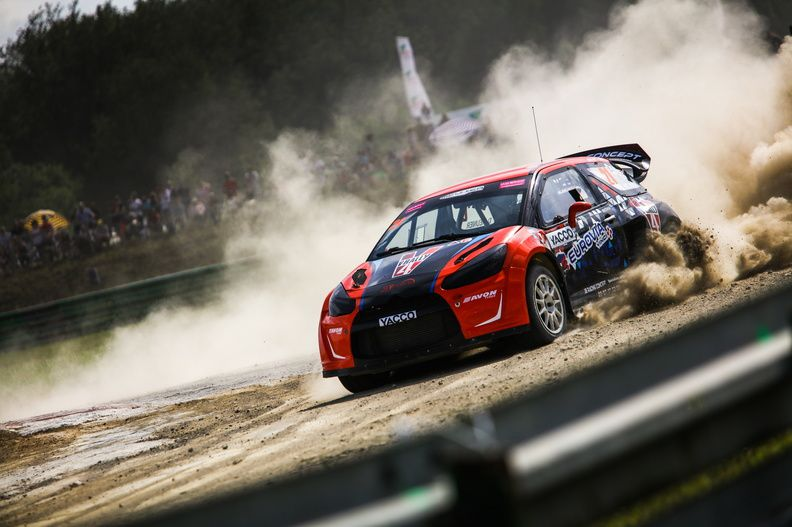 #Sport - Rallycross France #005 Lavaré 2019 - Dimanche ! Résumé et classement