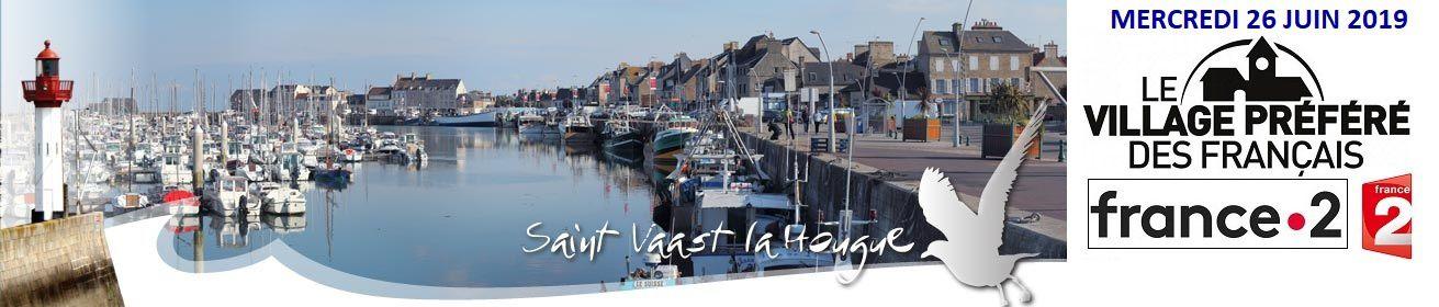 #Evenement - Le 26 juin a Saint Vaat la Hougue - Emission france 2 le village préféré des Français avec Stéphane Bern !