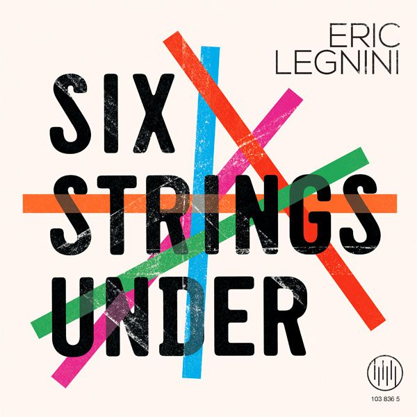 #Musique - Eric Legnini nouvel album Six Strings Under / 1er extrait Boda Boda !