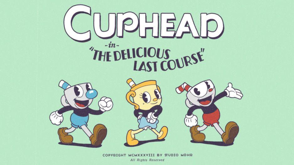 #Gaming - #MDHR - #XBOXONE - Découvrez un avant-goût de The Delicious Last Course le DLC à venir pour Cuphead !