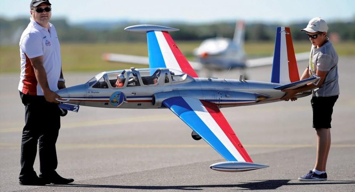 Aéromodélisme : Les Résultats du Championnat de France d'Avion de Voltige radiocommandé F3A