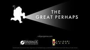 #Gaming - The Great Perhaps sera disponible le 14 août !