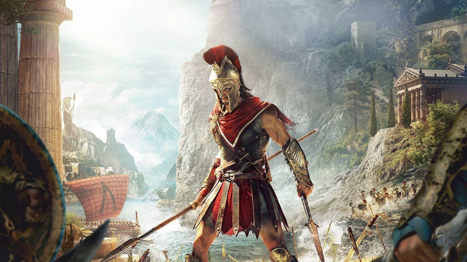 #Gaming - #BONPLAN - Assassin's Creed Odyssey : nouveau DLC et version Deluxe en promo sur le PS Store ! !
