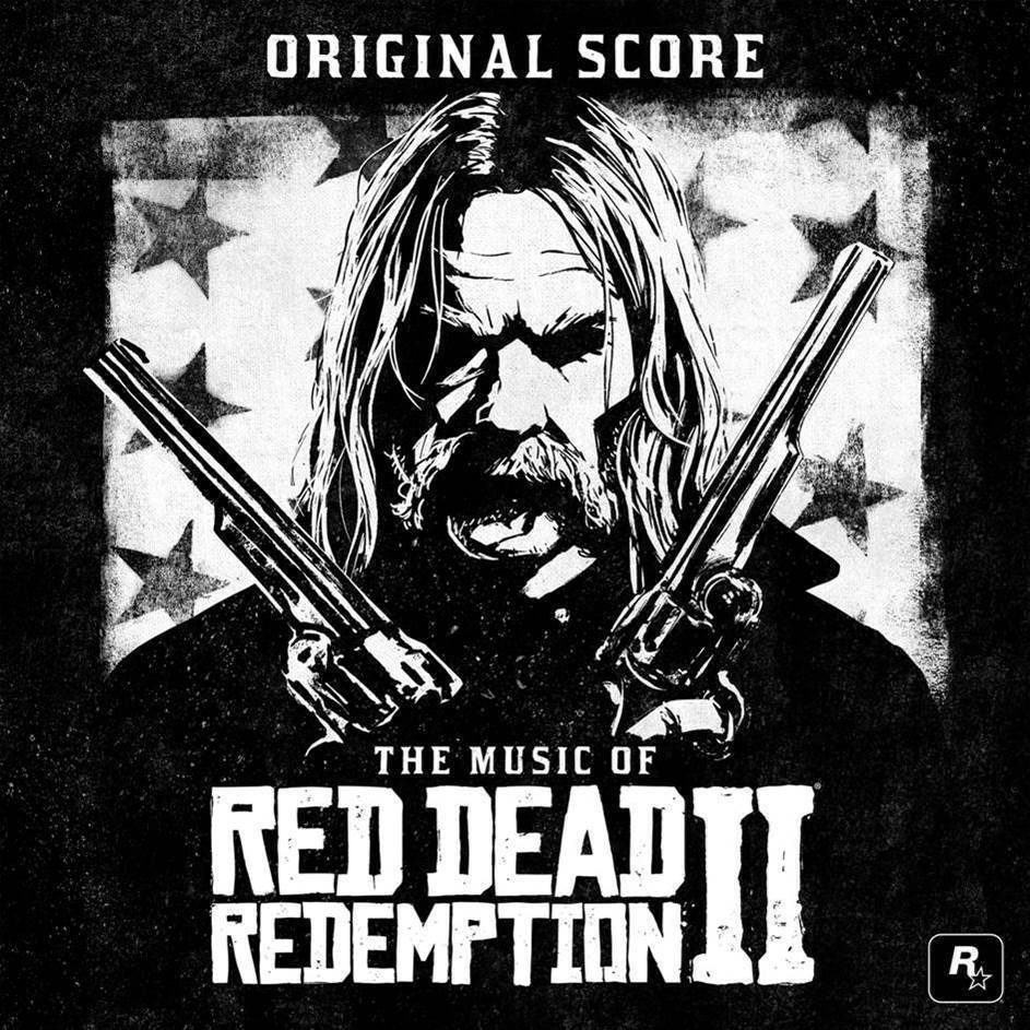 #Gaming - #Musique - THE MUSIC OF RED DEAD REDEMPTION 2 ORIGINAL SCORE DISPONIBLE MAINTENANT !