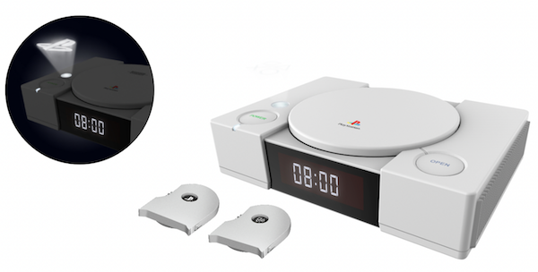 Le réveil BIGBEN PS1AC est disponible au prix public conseillé de 49,90 euros*
