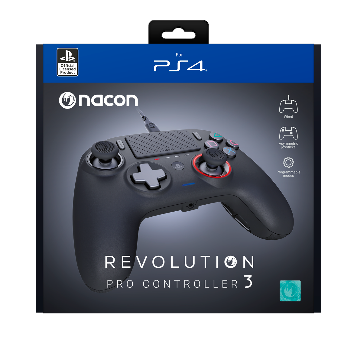 #Gaming - BIGBEN ANNONCE LE REVOLUTION PRO CONTROLLER 3 POUR PLAYSTATION®4 !