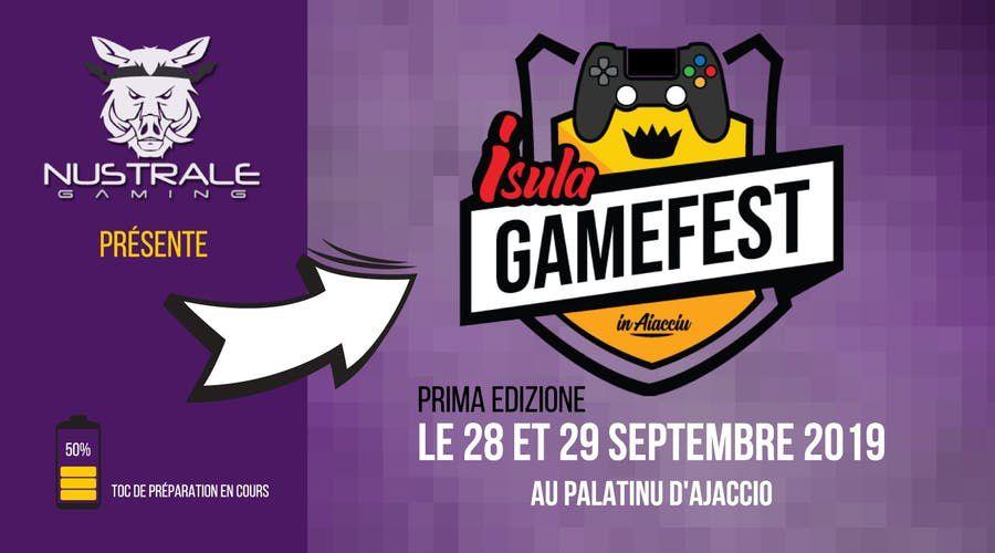 #Gaming #Esport #IGF19 - 28 et 29 septembre à Ajaccio : Isula Game Fest !