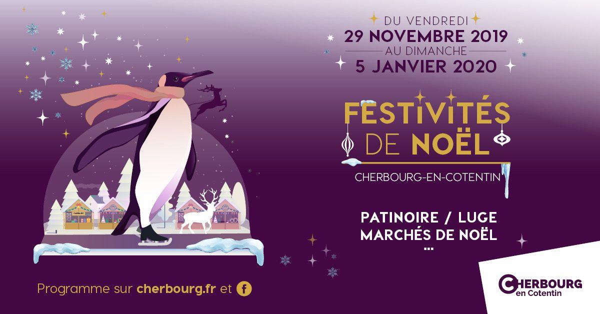 FESTIVITES DE NOËL a CHERBOURG - Concours - GAGNEZ UNE RENCONTRE AVEC PHILIPPE CANDELORO !